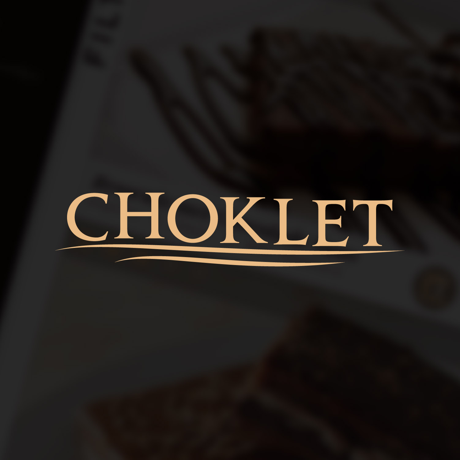 Choklet | Slow Food Kookapp