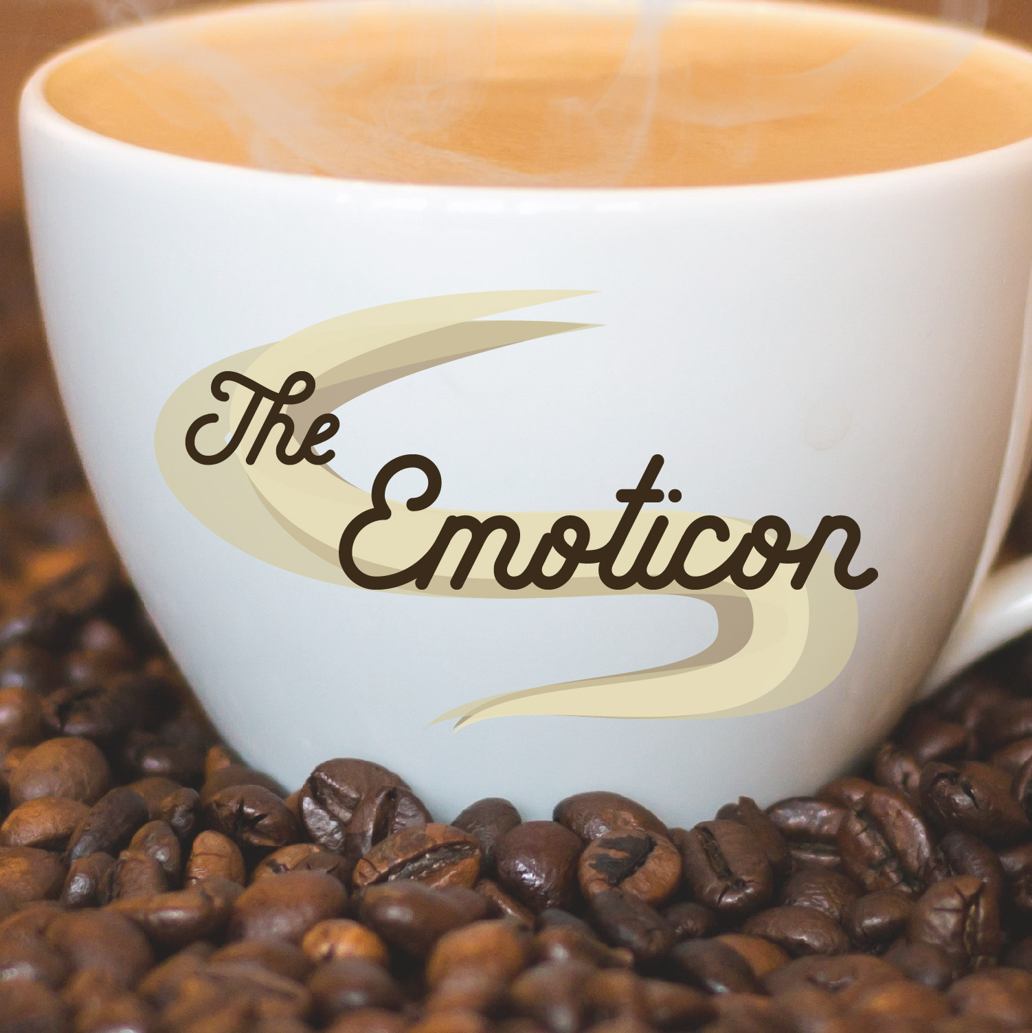 The Emoticon | Fictief Logo